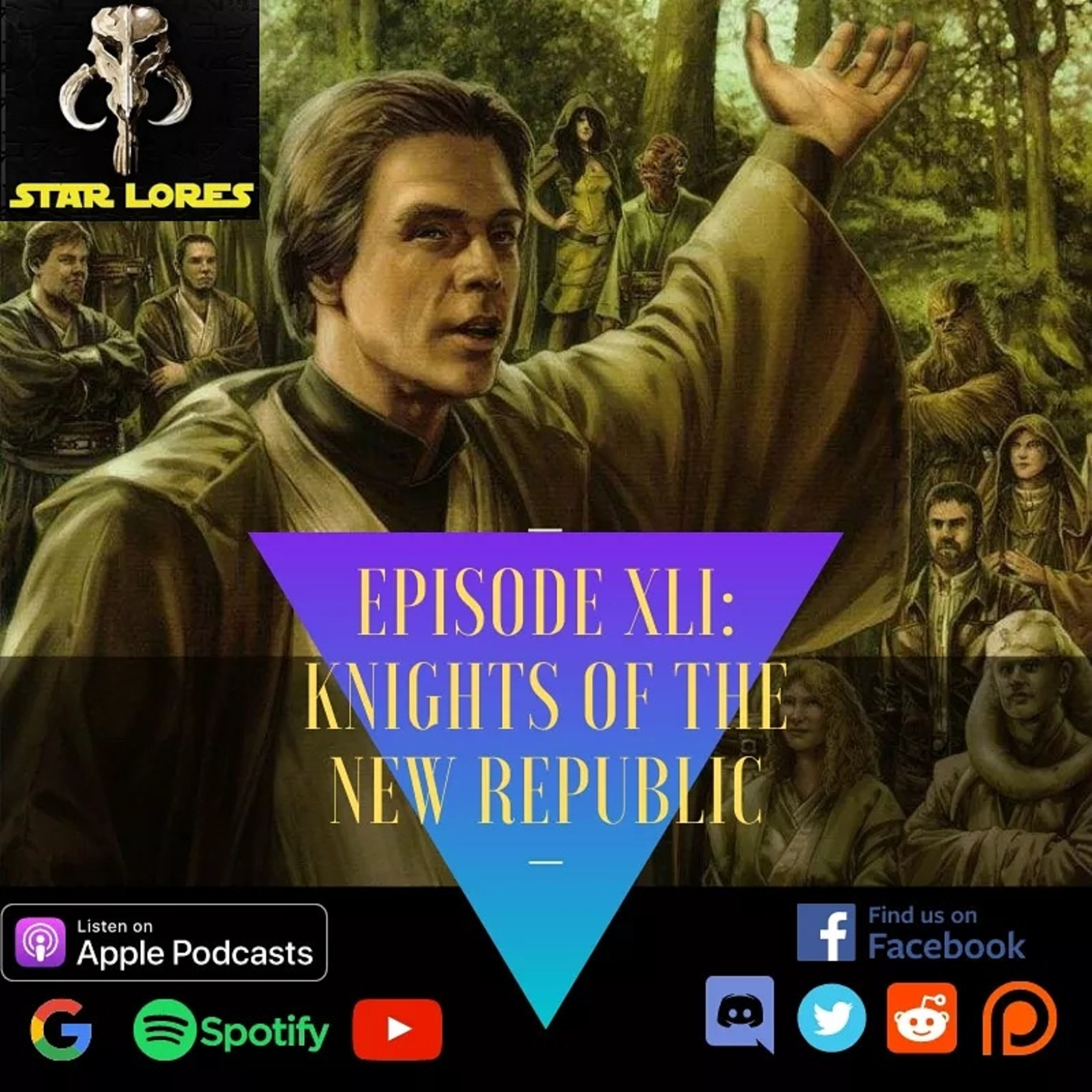 S4, Episode 42: Knights of The New Republic