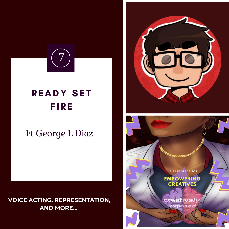 Ready Set Fire ft George Diaz