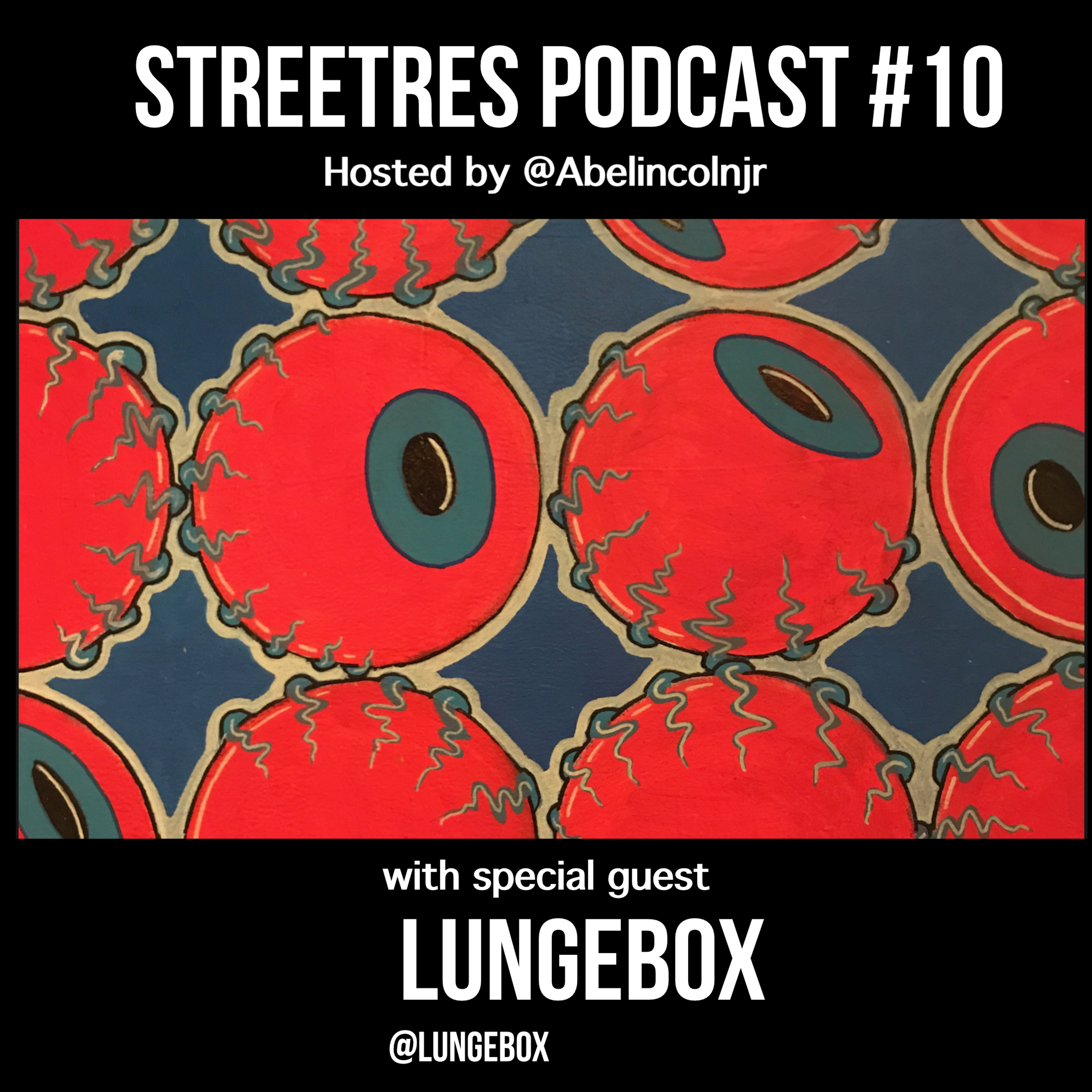 Street Res Hater's Club with @lungebox