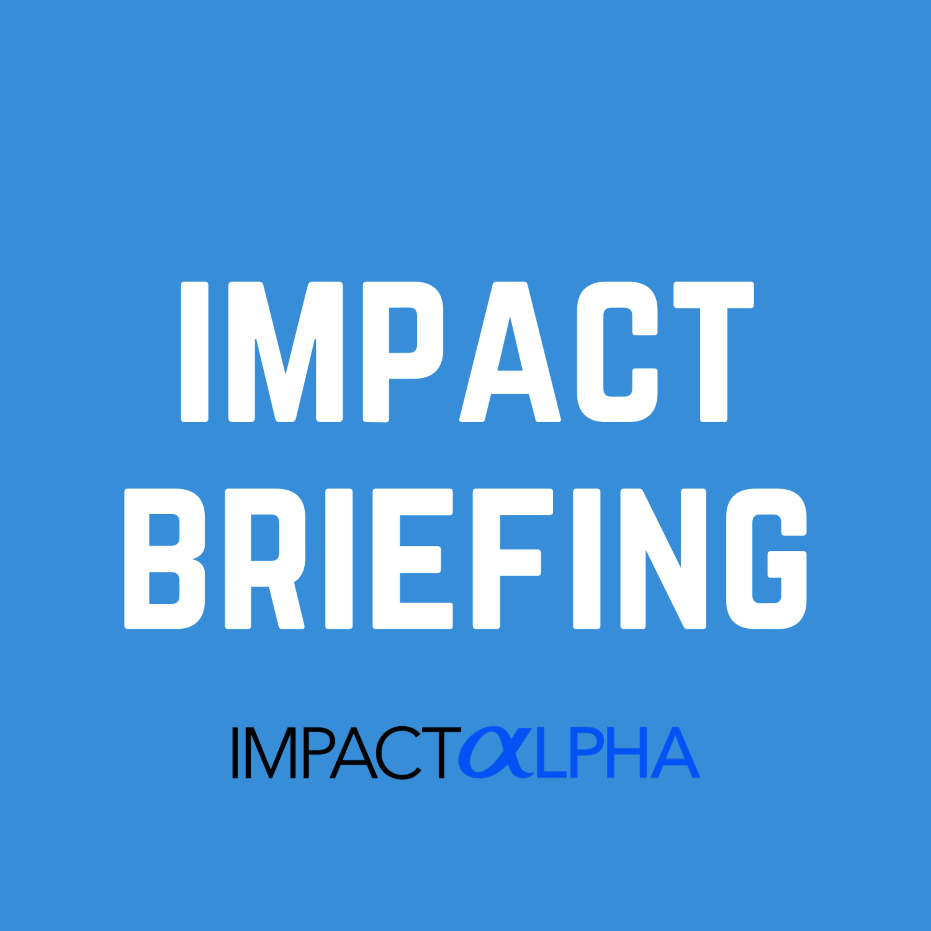 Briefing: Friday June 5th