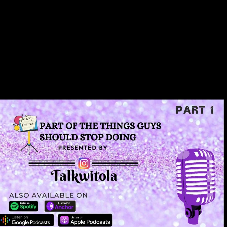 Talkwithola podcast on Jamit