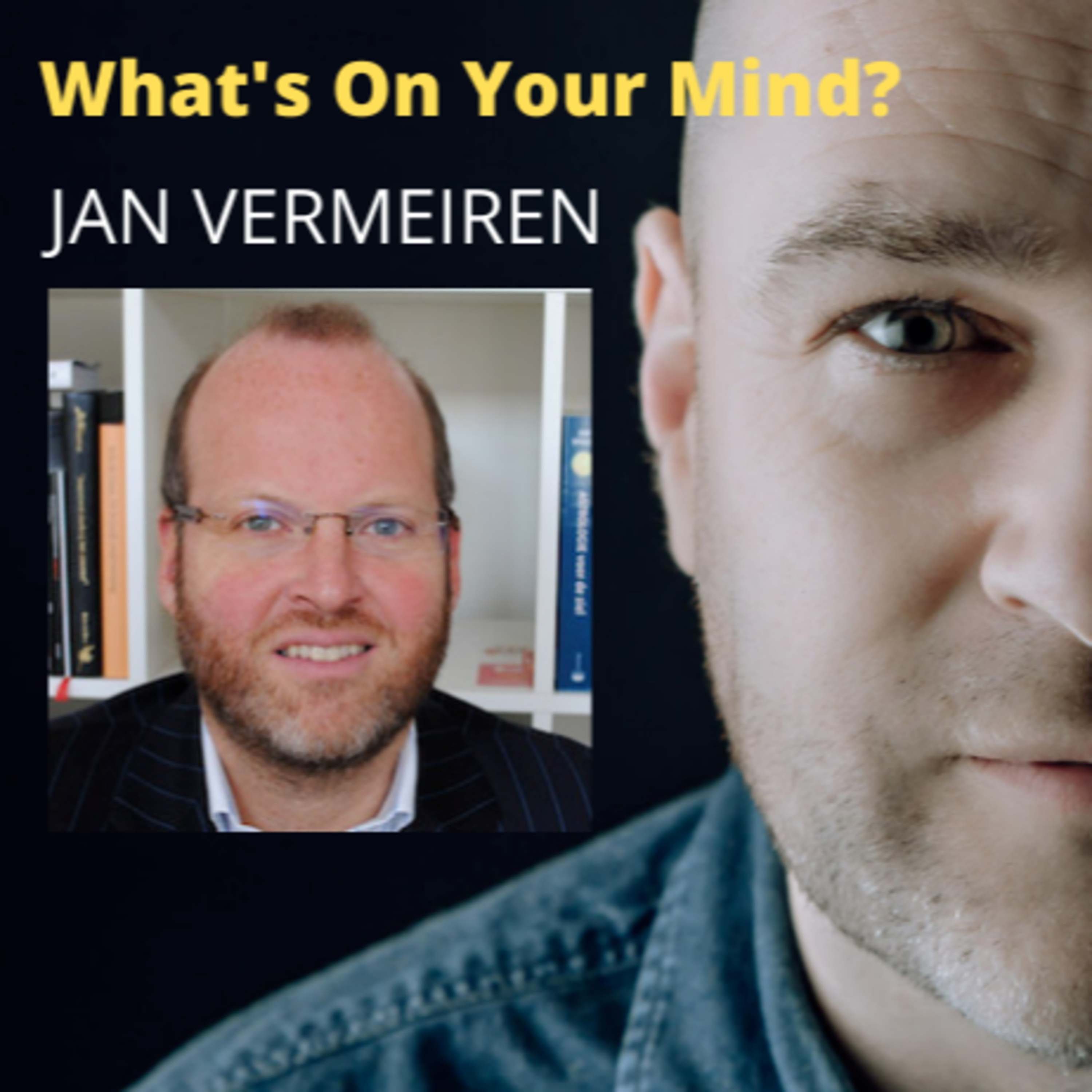 WOYM 46: Jan Vermeiren About LinkedIn, Networking, Writing Books & Compassion