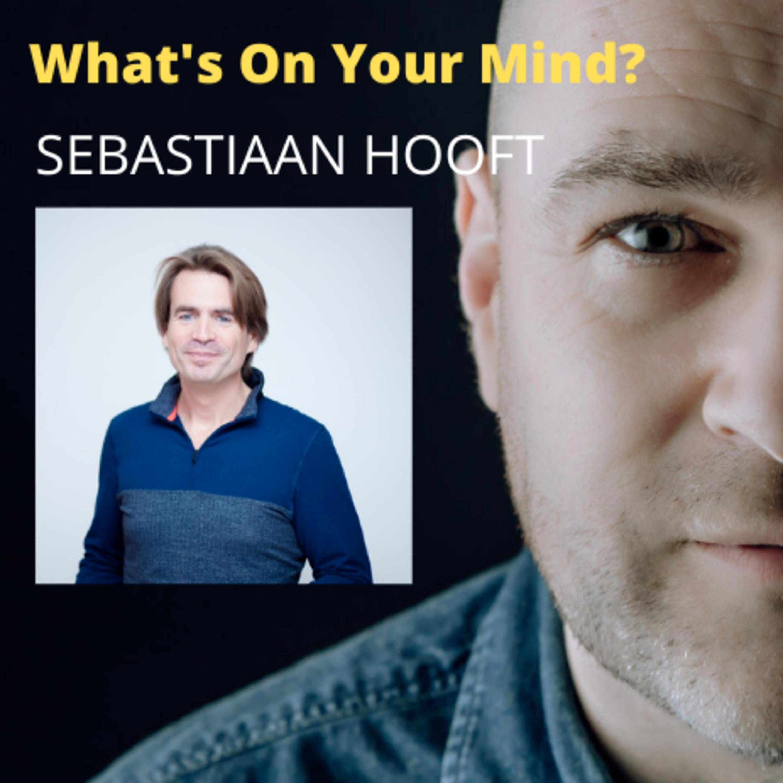 WOYM 55: Sebastiaan Hooft: De Founder Van Centralpoint Die Na Een Burnout Het Boek Redesign Schreef & International DJ Werd (Dutch/Nederlands)