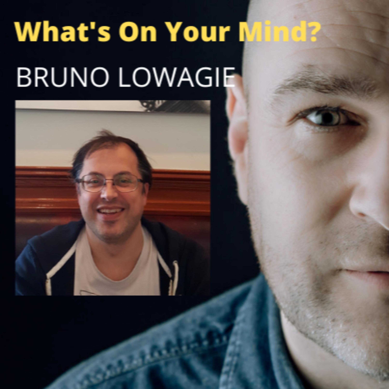 WOYM 59: Bruno Lowagie Over Hoe Hij Zijn bedrijf iText Begonnen Is, Hoe Hij Het Verkocht Heeft En Hoe Hij Schrijver Werd (Dutch/Nederlands)