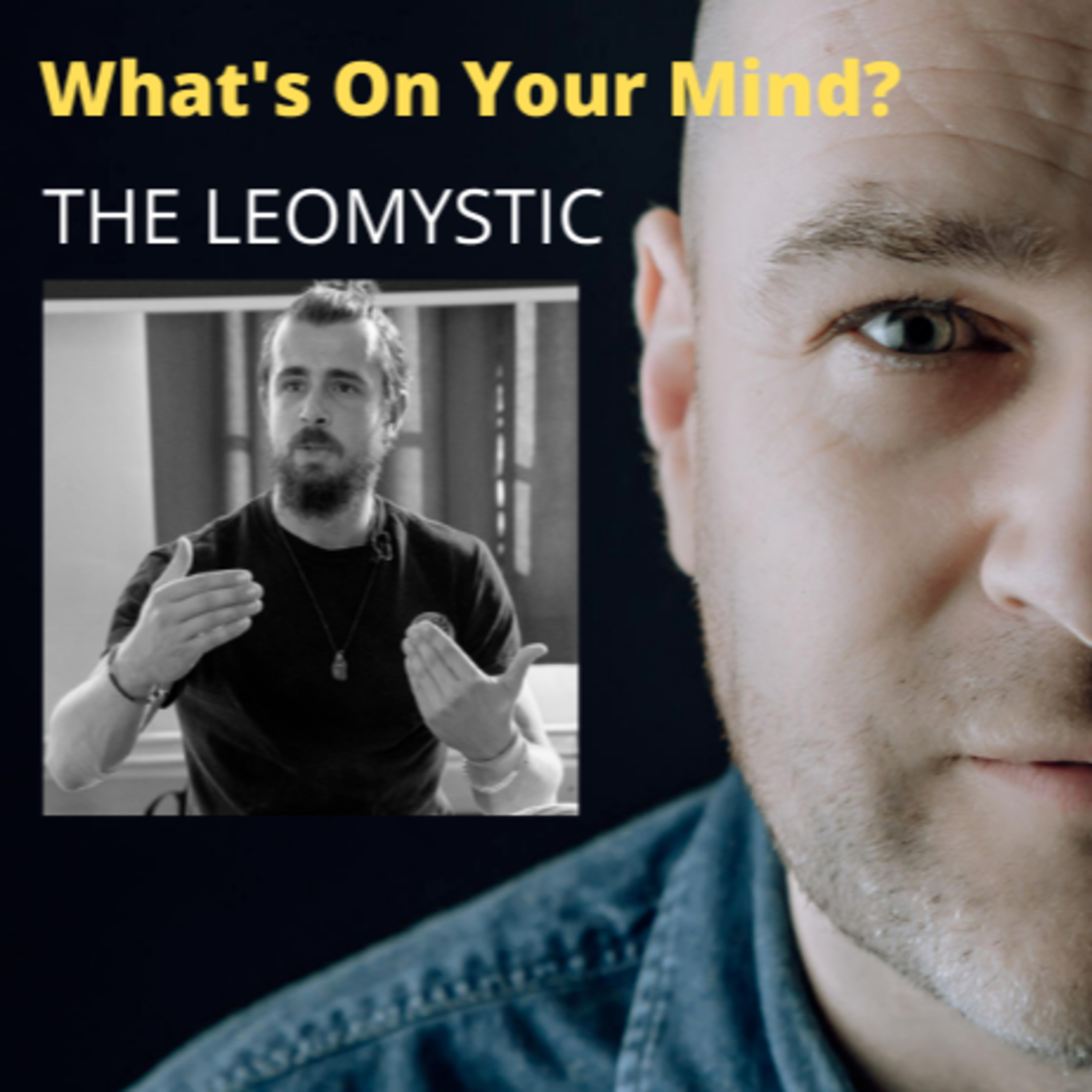 WOYM 66: Michael Van den Bossche Aka Leomystic About His Path To Becoming An Astrologer After Studying Translater