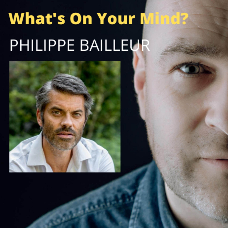WOYM 73: Philippe Bailleur Over Stuck, Zijn Nieuwe Boek, Over Trauma In Organisaties En Mensen En Over Josh Homme
