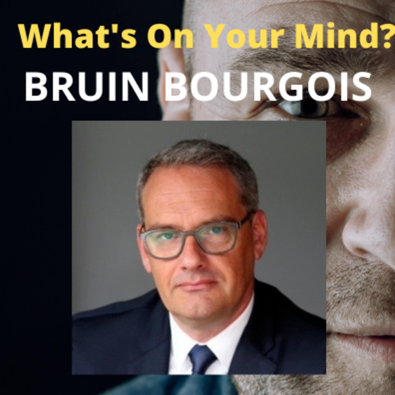 WOYM 79: Bruin Bourgois Over Zijn Boek Reflecteren Over Je Leiderschap (Dutch/Nederlands)