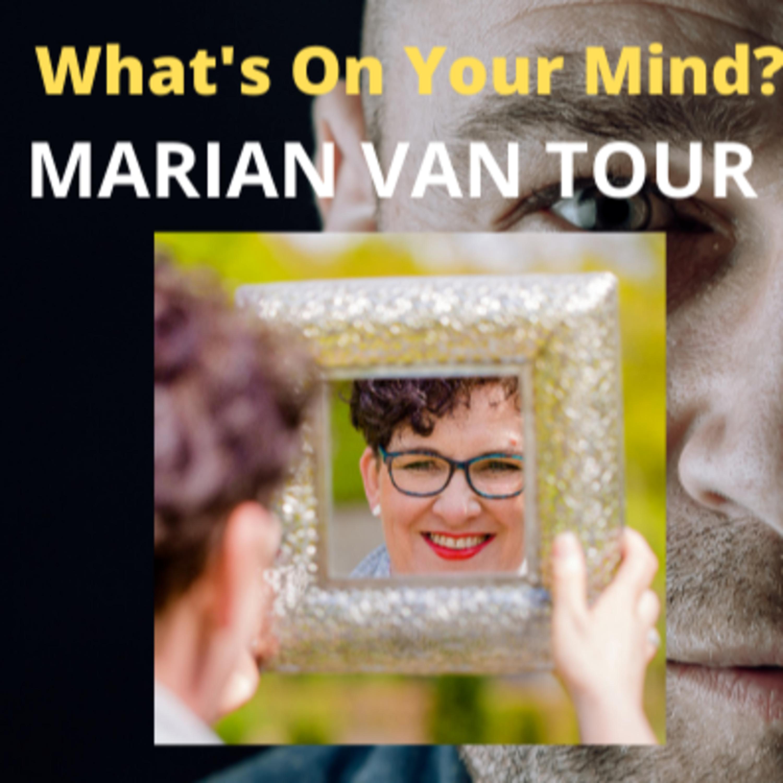WOYM 85 Marian van Tour Over Spiegelen | What's On Your Mind? (Dutch/Nederlands)