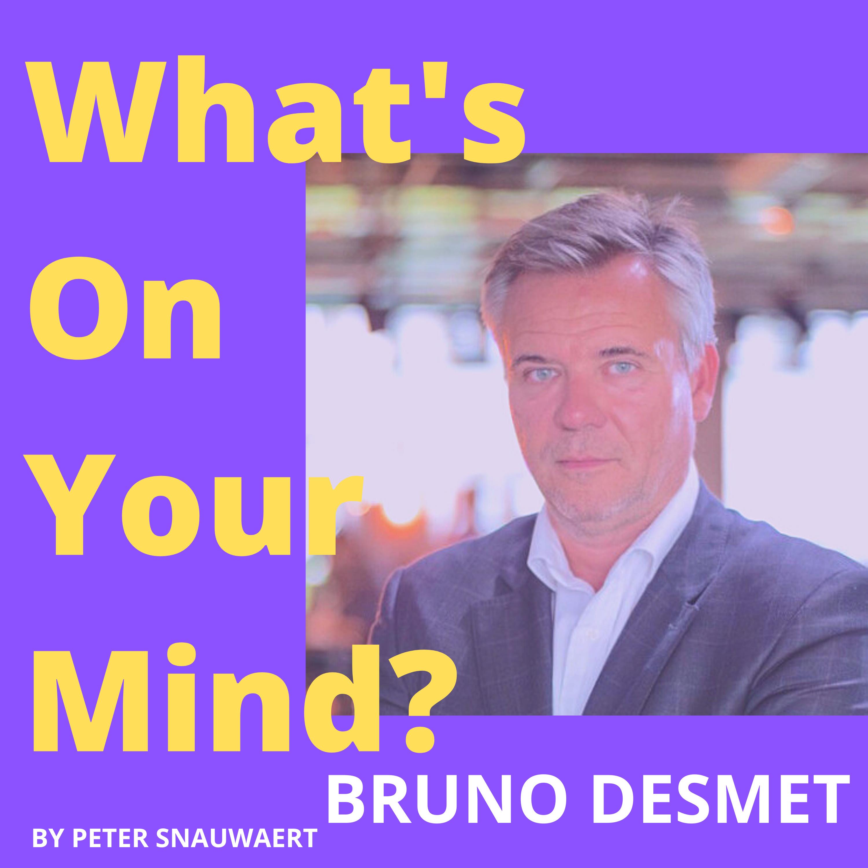 WOYM77: Bruno Desmet Over Hoe Hij Sales Is Geworden En Wat De Kenmerken Zijn Van Topverkopers Kortom 100% Sales (Dutch/Nederlands)