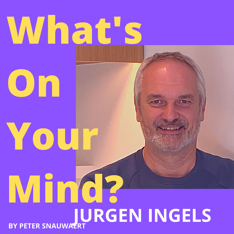 WOYM 96: Jürgen Ingels Over Zijn Boek 50 Lessen Voor Ondernemers | What's On Your Mind? (Dutch/Nederlands)