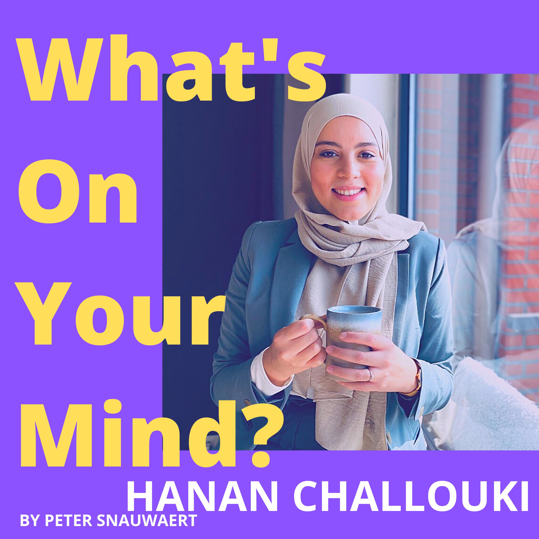 WOYM 100 Hanan Challouki Over Inclusiviteit En Haar Nieuwe Boek Inclusieve Communicatie | What's On Your Mind? (Dutch/Nederlands)
