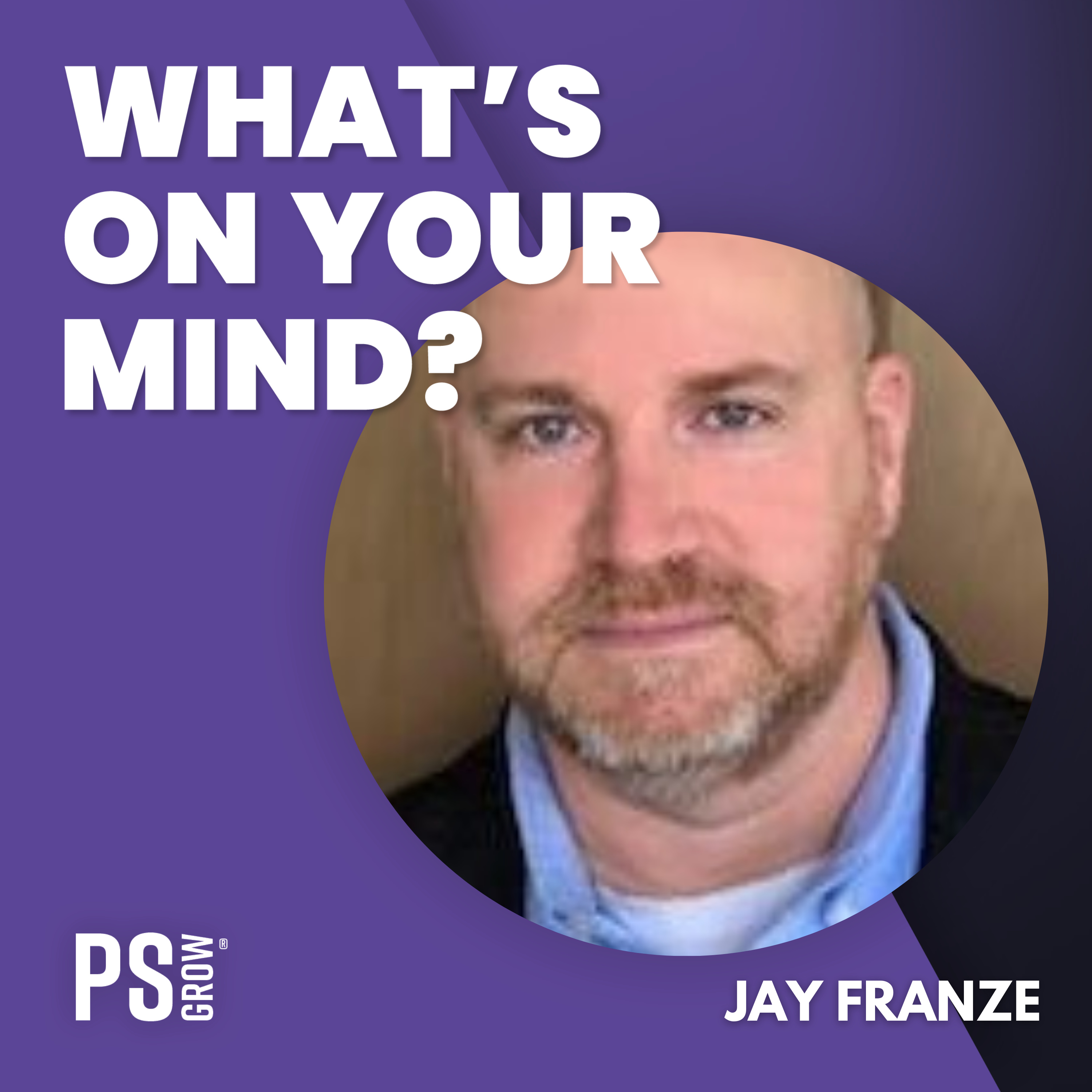 WOYM 112 Jay Franze On His Journey From Sound Engineer To Becoming VP at G4S   What's On Your Mind?