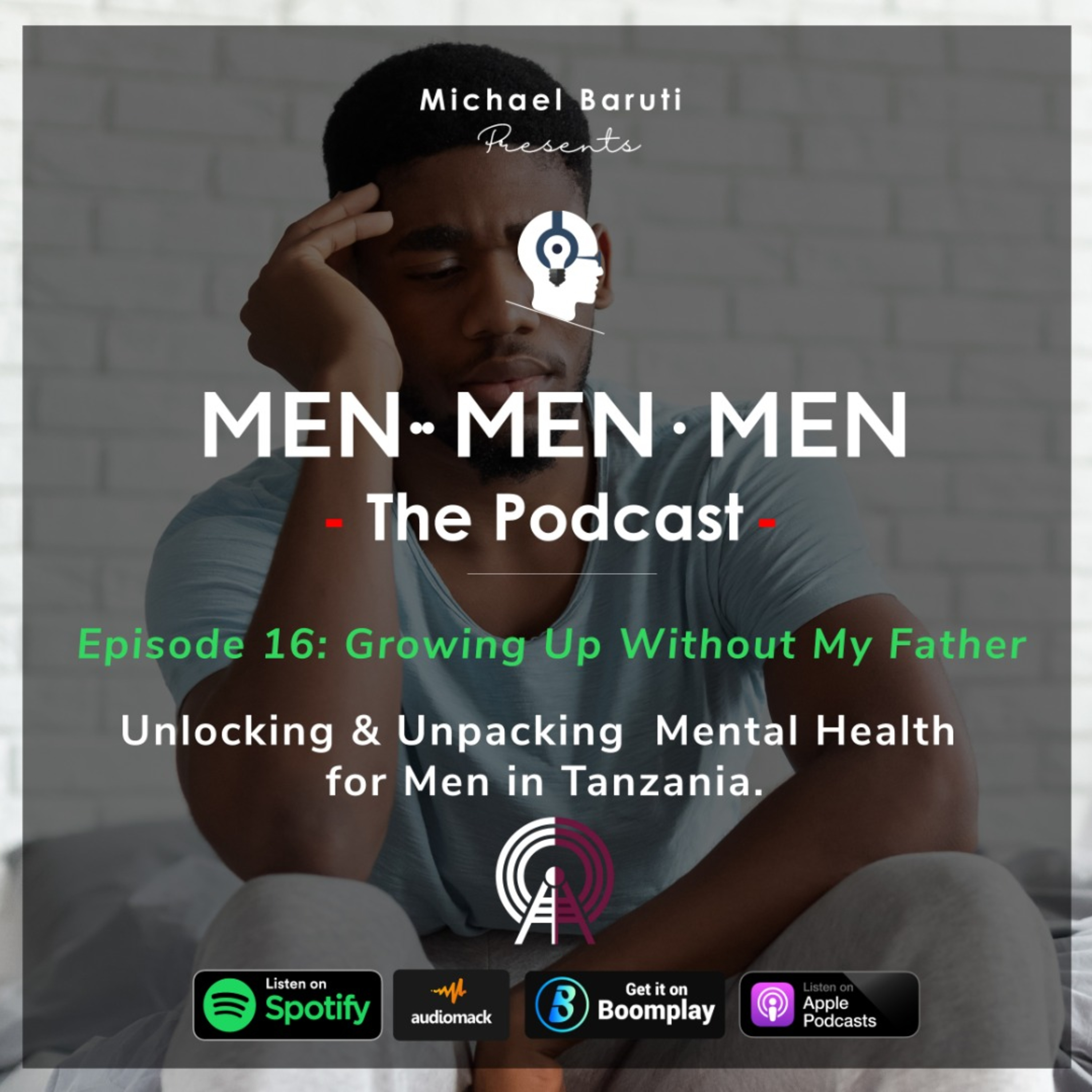 Men The Podcast - Ep 15 - Growing up without my Father