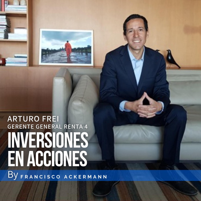 72. Inversiones en Acciones - Arturo Frei de Renta4
