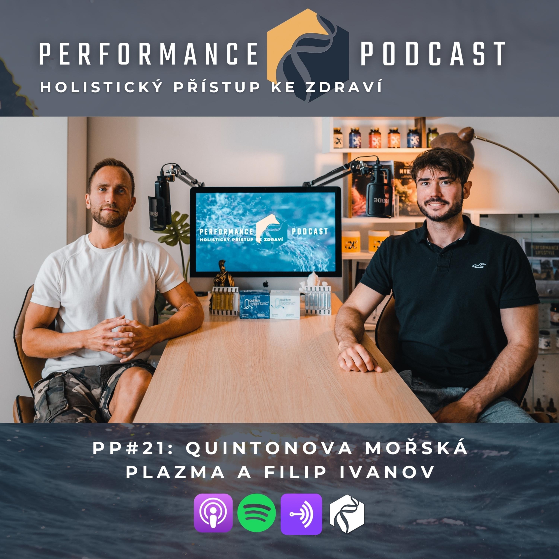 #21: Quintonova mořská plazma a Filip Ivanov