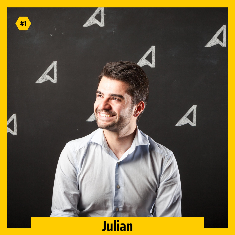 #01 - Julian su alimentazione, disciplina e l'importanza del sonno
