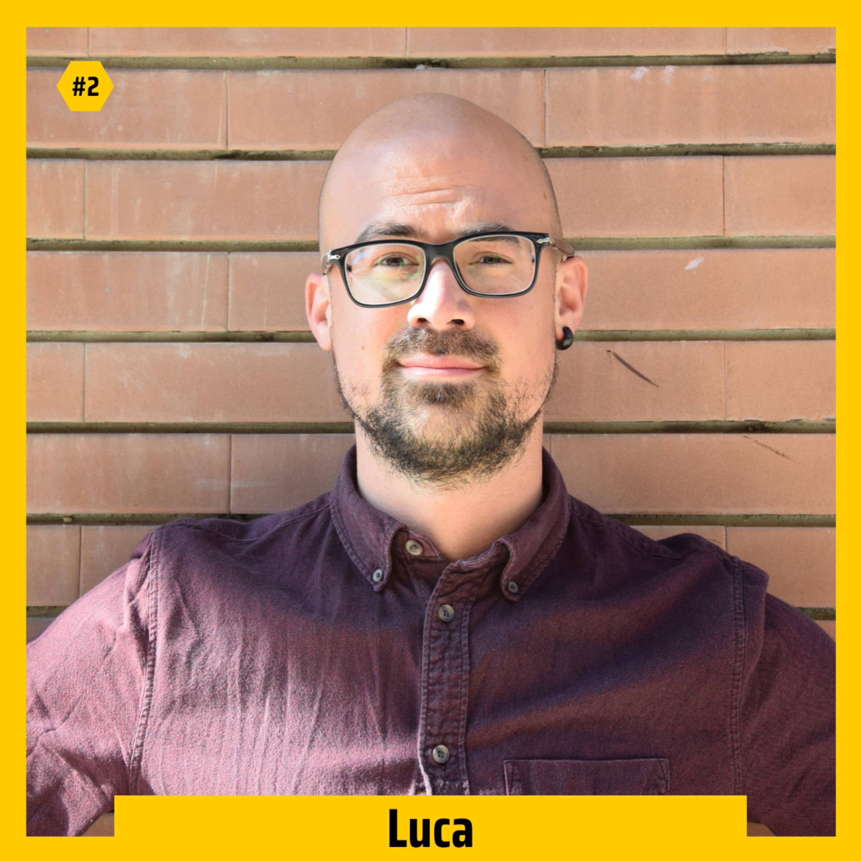 #02 - Luca su stili alimentari, ricostruire la personalità ed essere se stessi