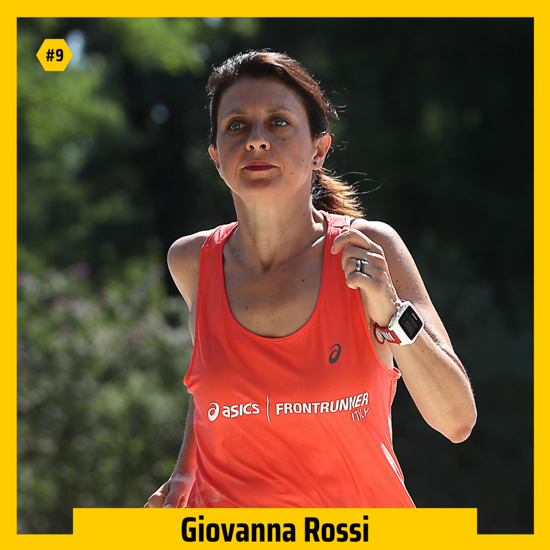 #09 - Giovanna Rossi su invalidità, forza mentale e diventare triathlon finisher