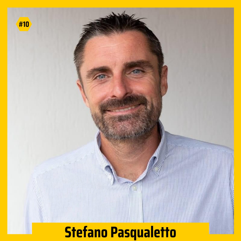 #10 - Stefano Pasqualetto su talento, gestire il cambiamento e costruire abitudini positive