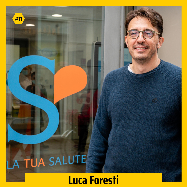 #11 - Luca Foresti su longevità, stili di vita e come migliorare la propria salute