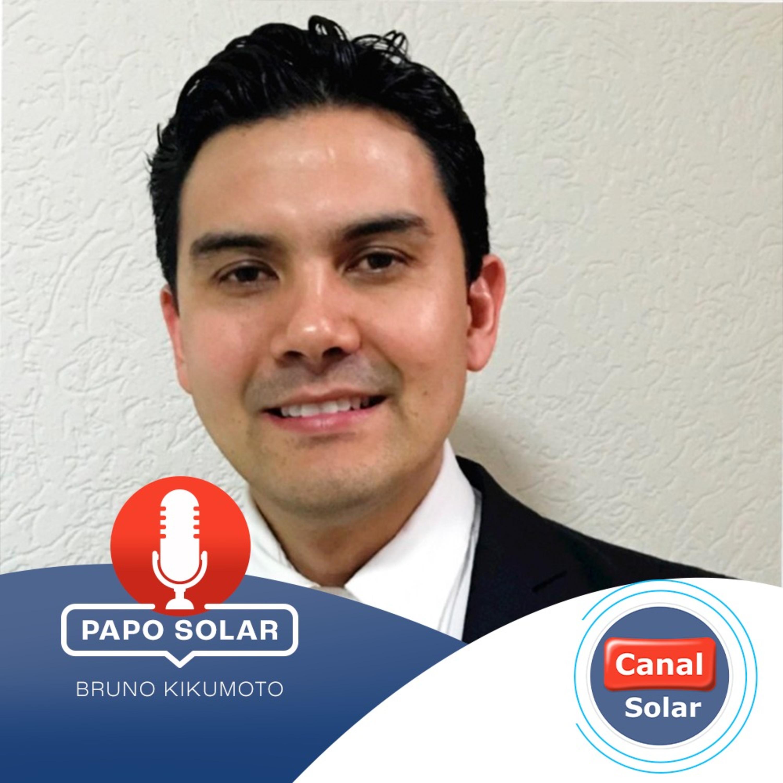 #29 Bruno Kikumoto: qualificação profissional, aplicação da solução de armazenamento de energia no Brasil e expectativas para o mercado fotovoltaico brasileiro