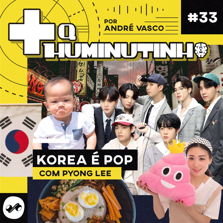 KOREA É POP