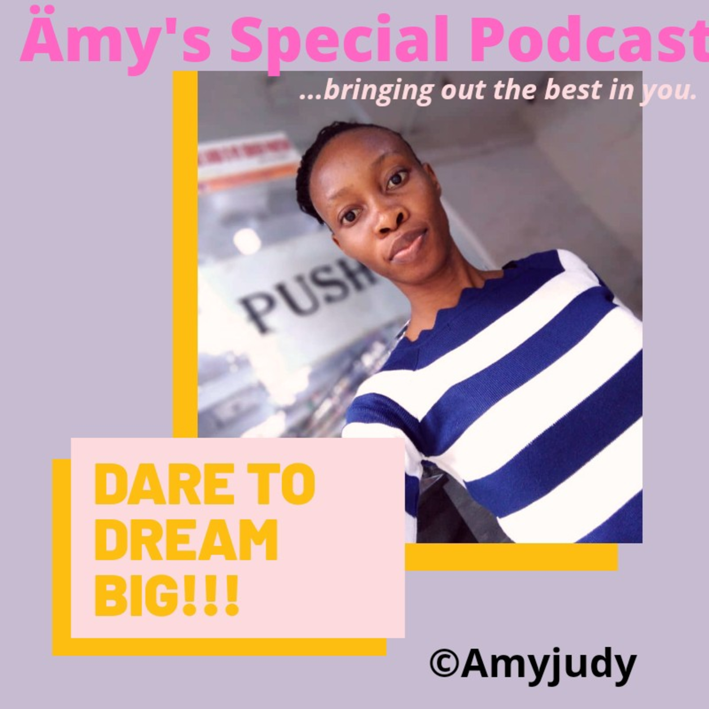 Amy's Special Podcast on Jamit