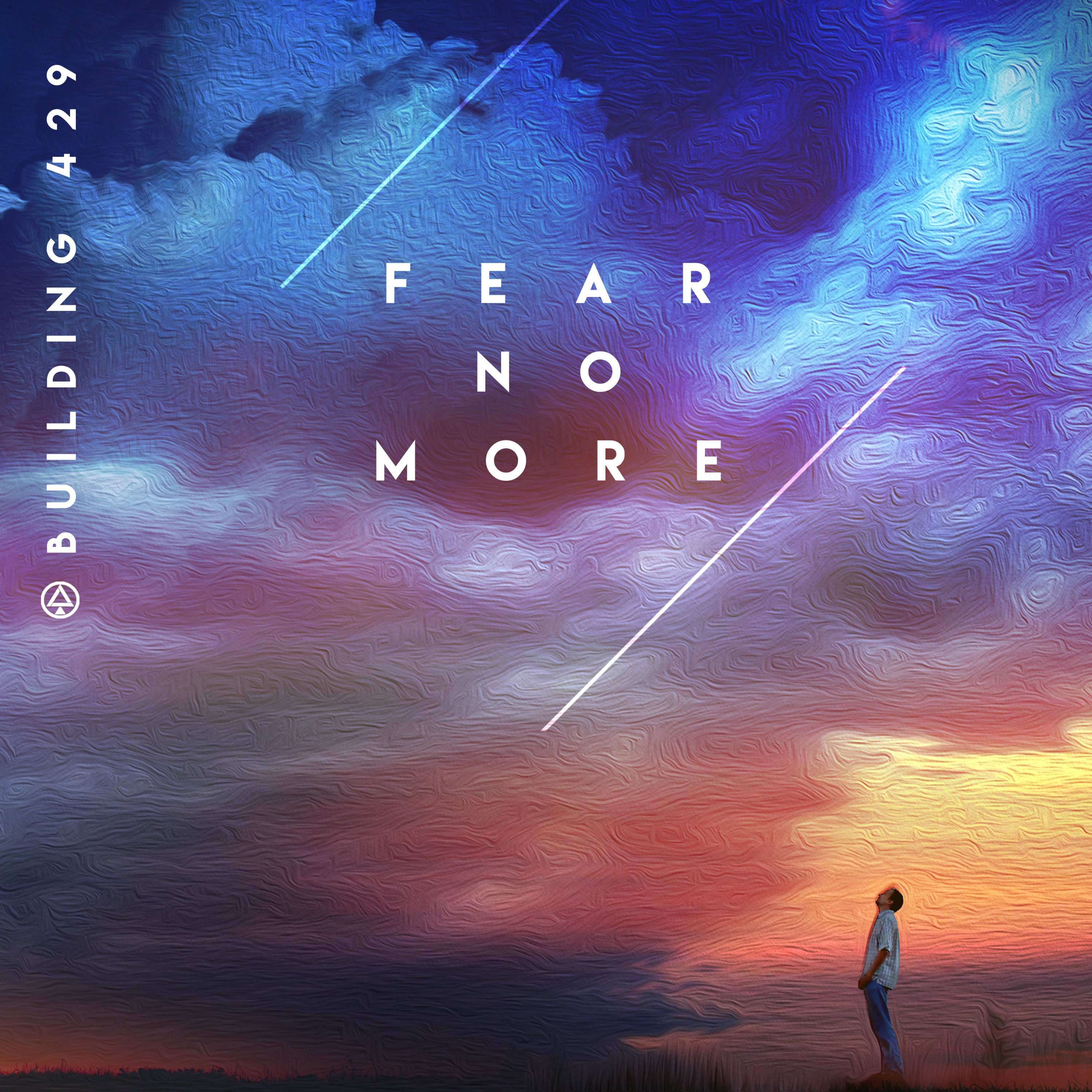 "Jason Roy from Building 429 Introduces New Single ""Fear No More"""