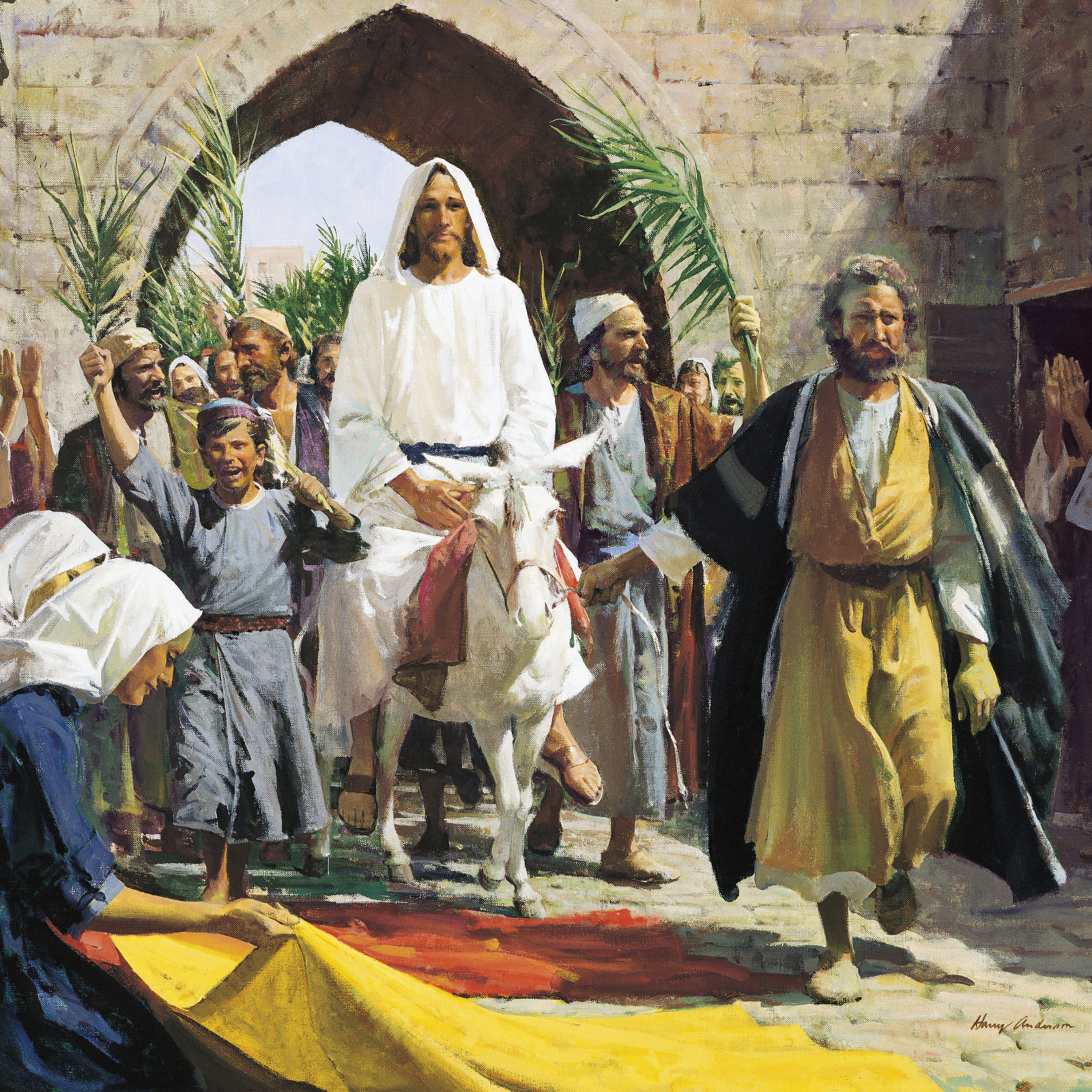 Palm Sunday Sermon - The Never Changing Promise