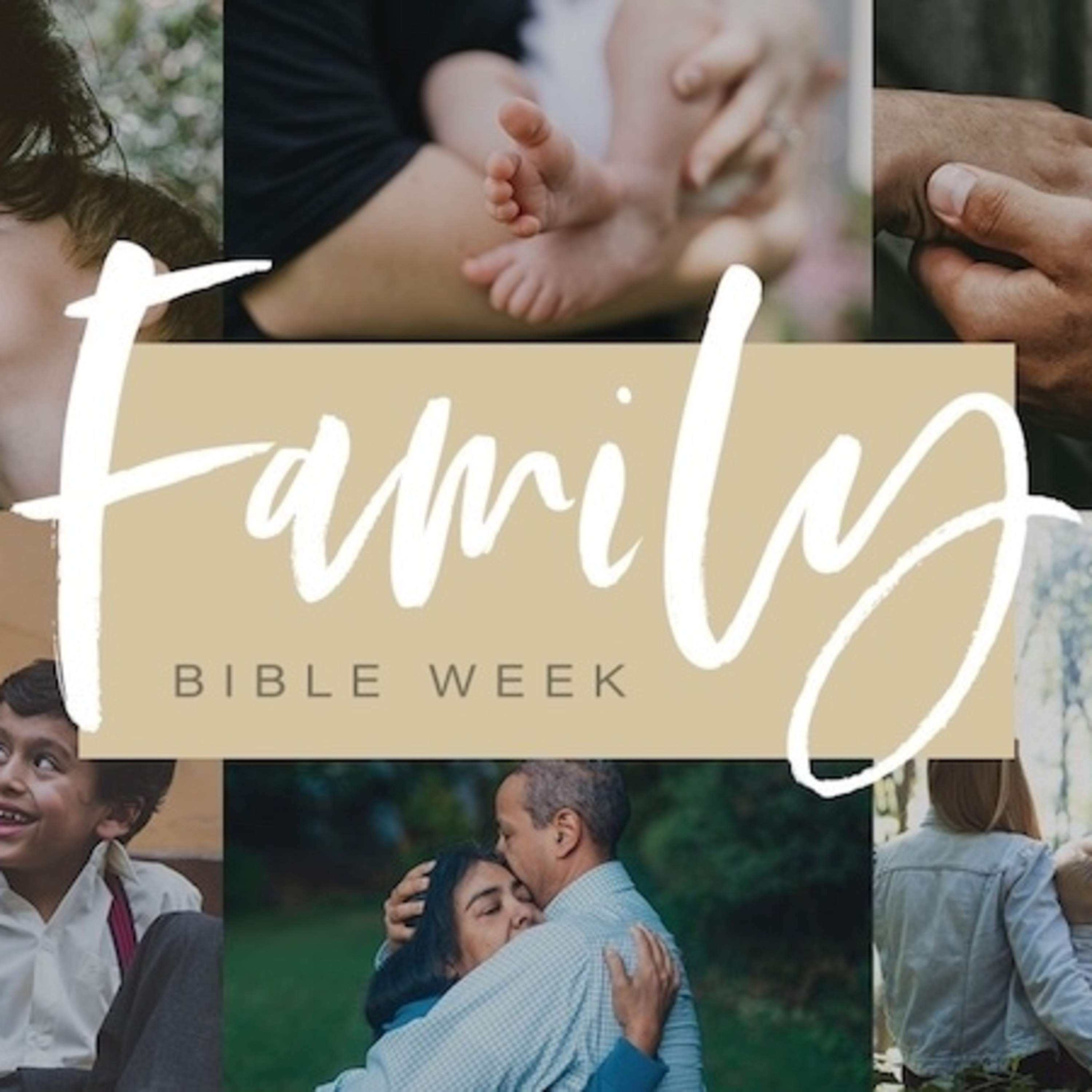 Family Bible Week - Day 1