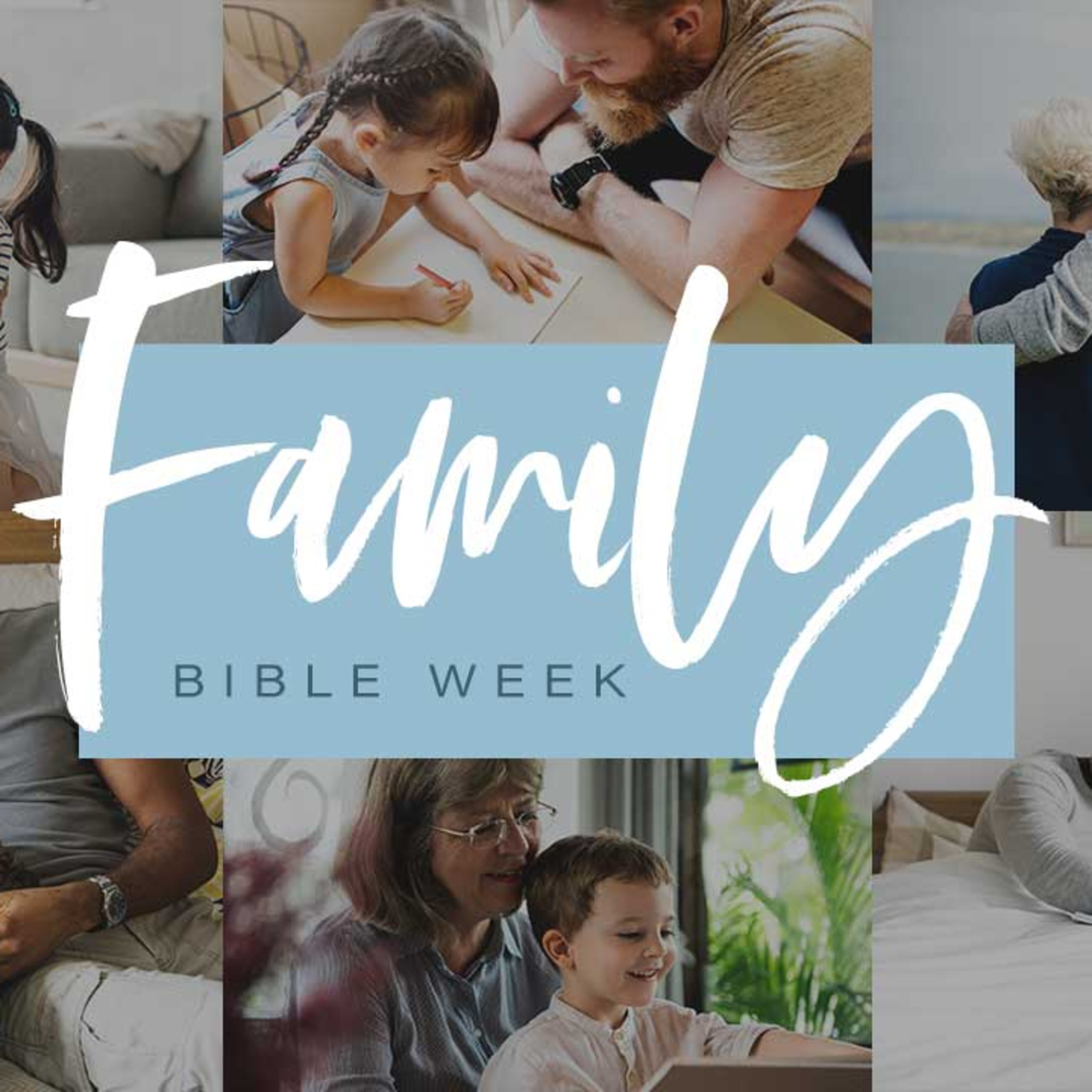 Family Bible Week - Day 3