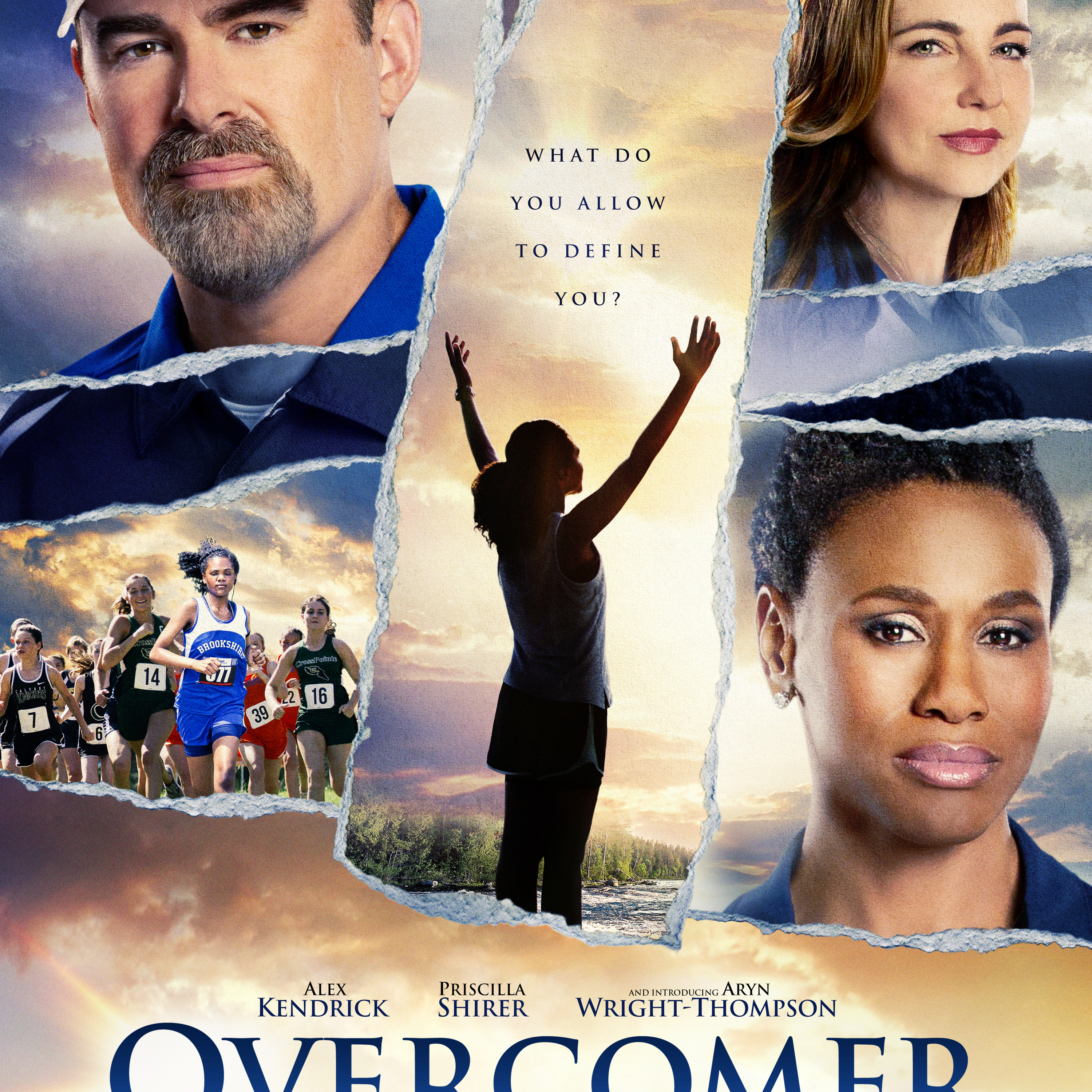 "Shari Rigby Introduces Us To ""Overcomer"" - Opening in Theaters August 23rd"