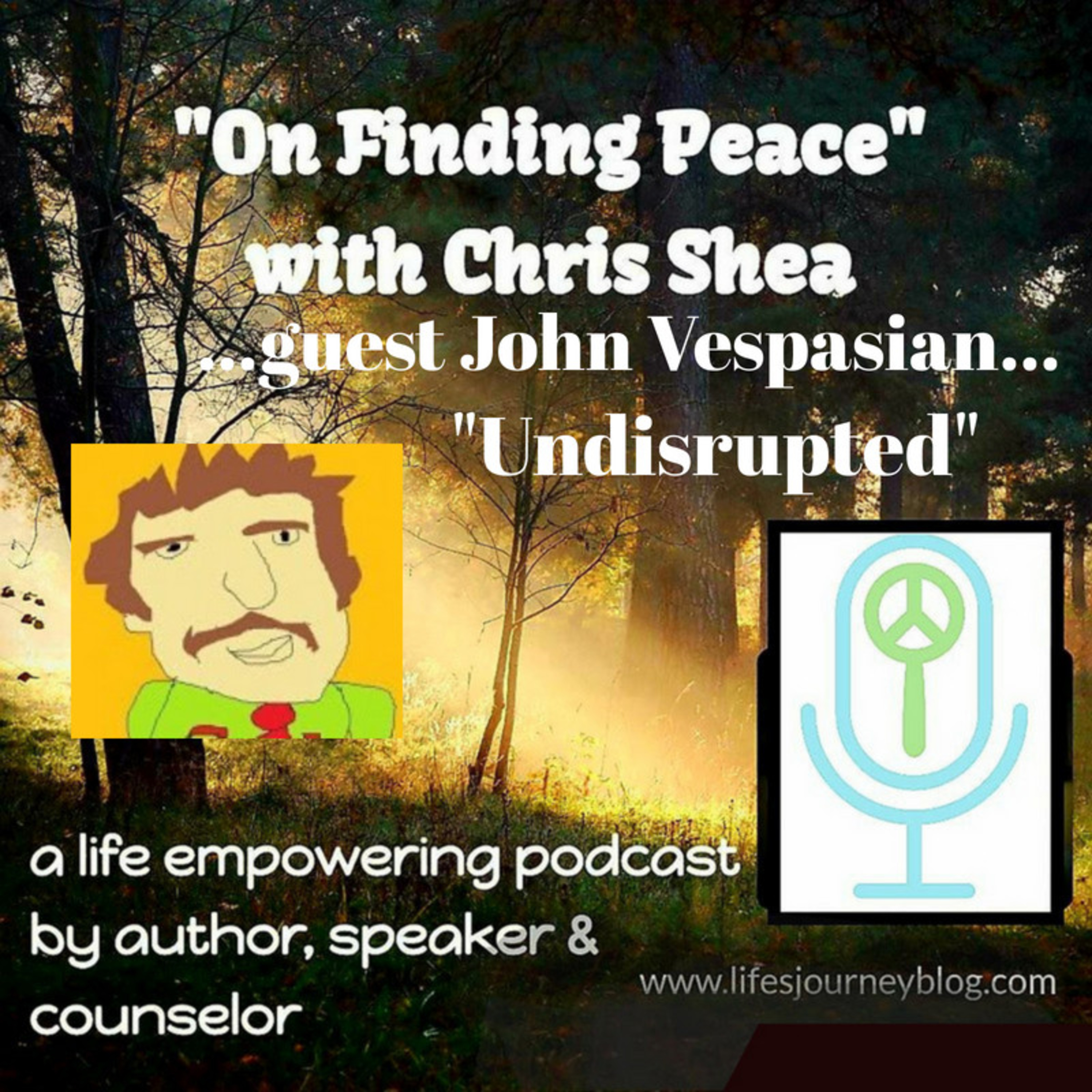 Undisrupted - an interview with John Vespasian