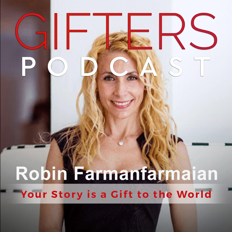 Ep. 1162: Robin Farmanfarmaian, Keynote Speaker and Bestselling Author