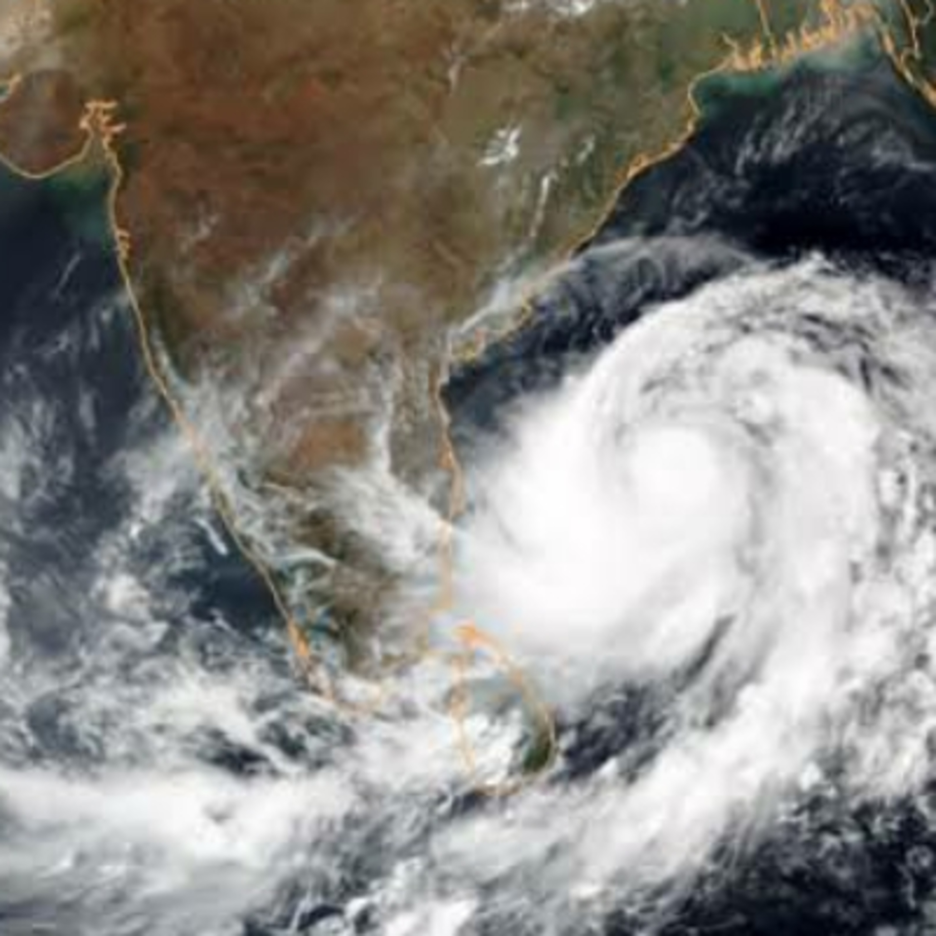 Cyclone Amphan lands in West Bengal