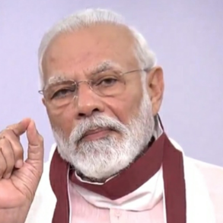 PM Narendra Modi on tour after 83 Days