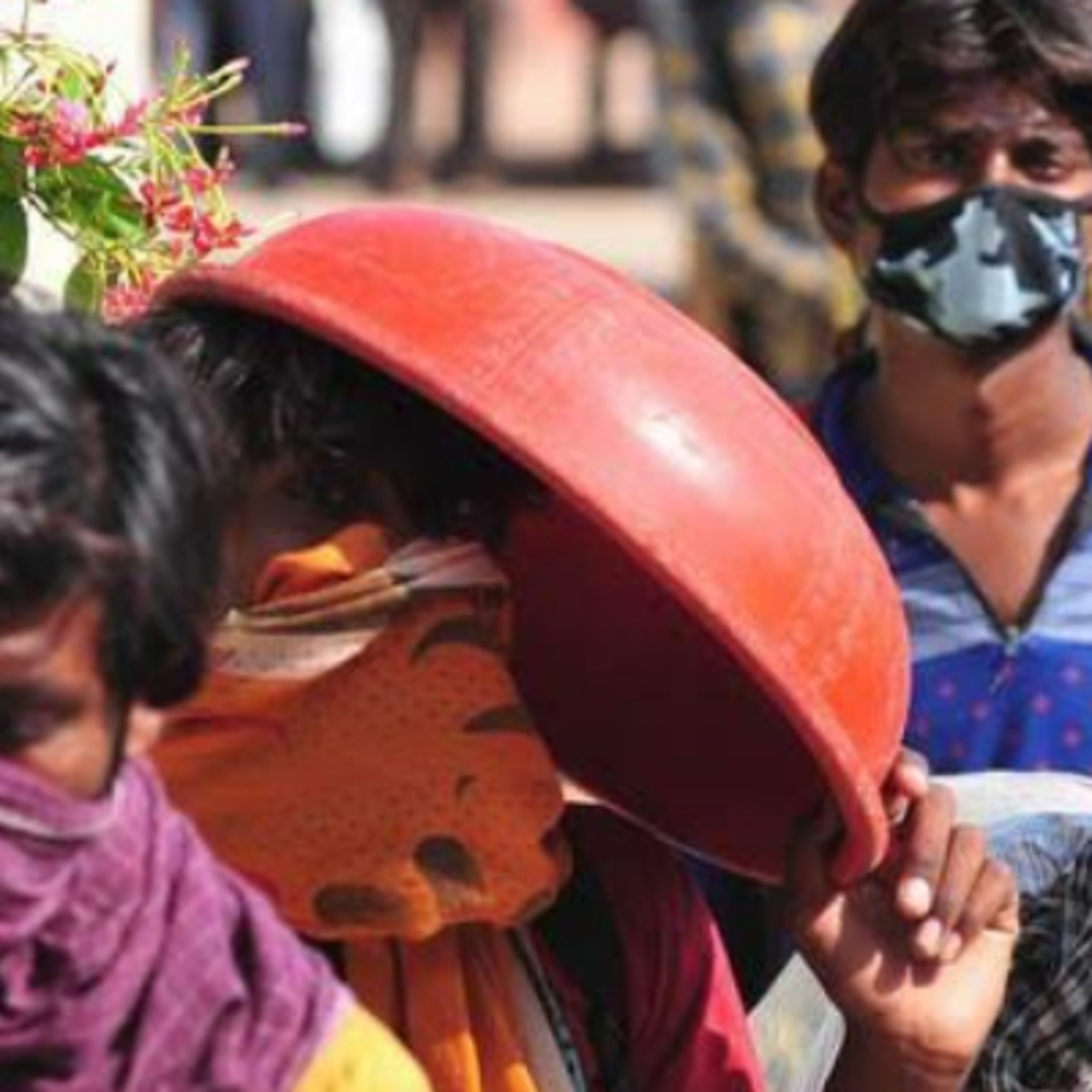 Nearly 7000 fresh Coronavirus Cases recorded in 24 Hours in India