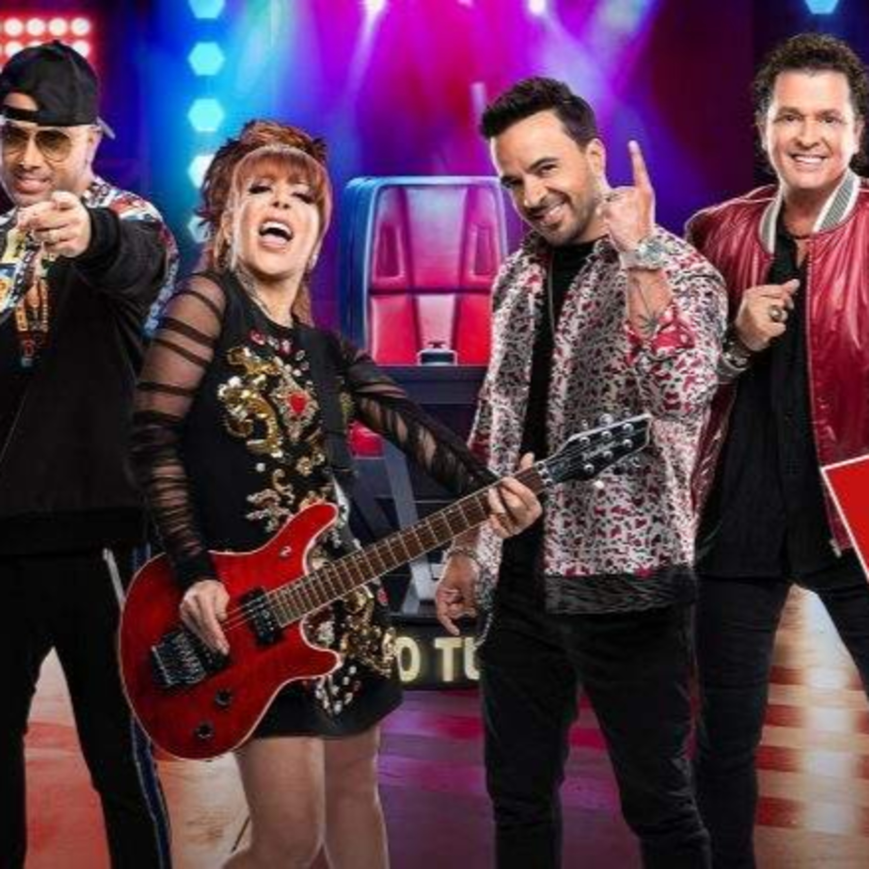 La Voz Us 2nd Temp Luis Fonsi Alejandra Guzman Carlos Vives Y Wisin Ari Global Show Podcast Podtail