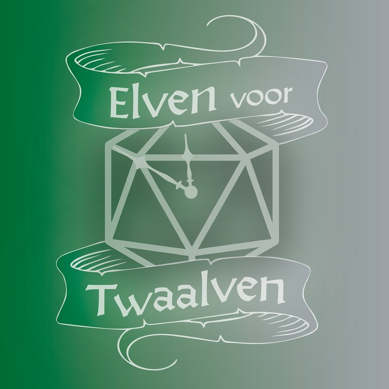 Elven Voor Twaalven LVL03E06: Rouwen en Robotica