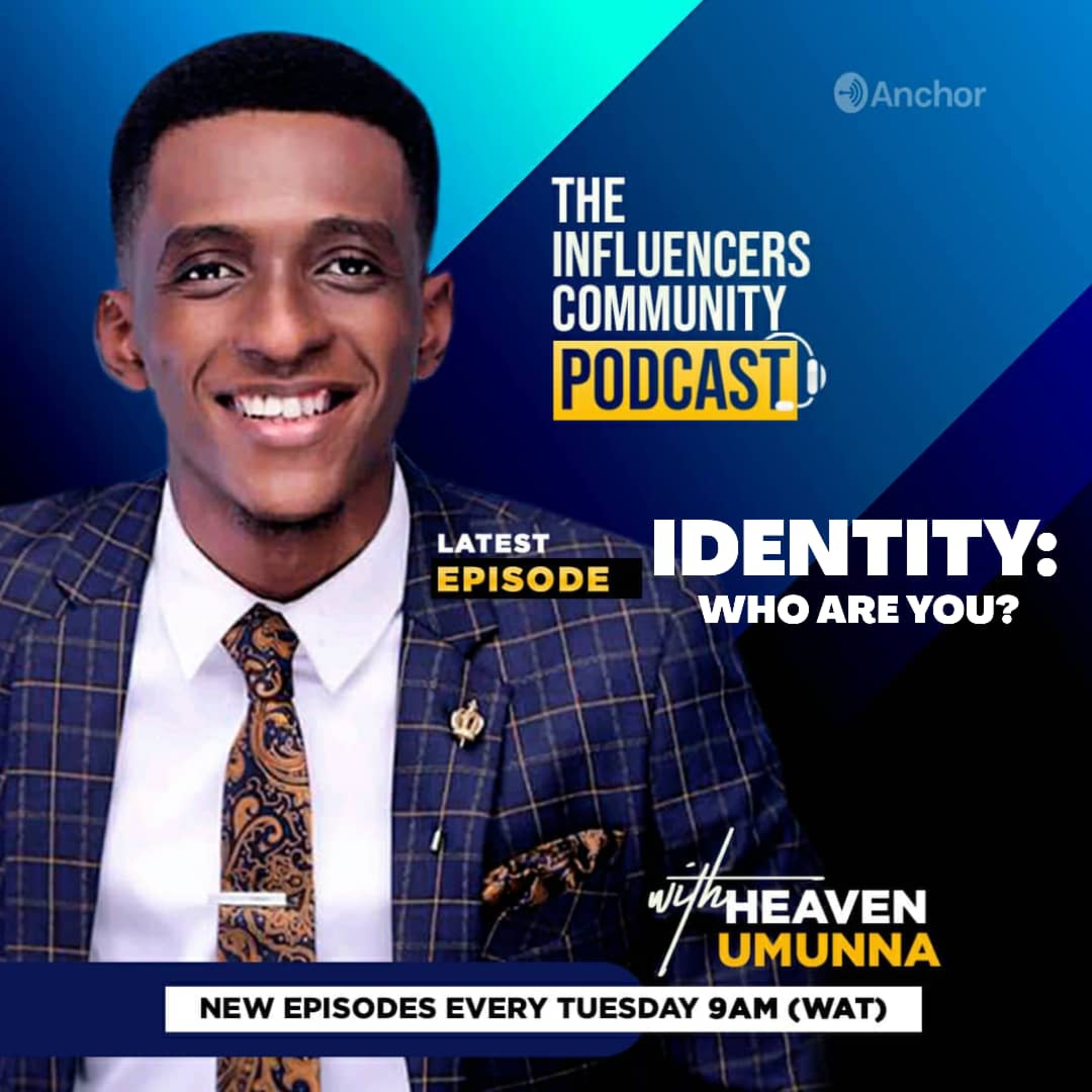 The Influencers Community Podcast With Heaven UMUNNA on Jamit