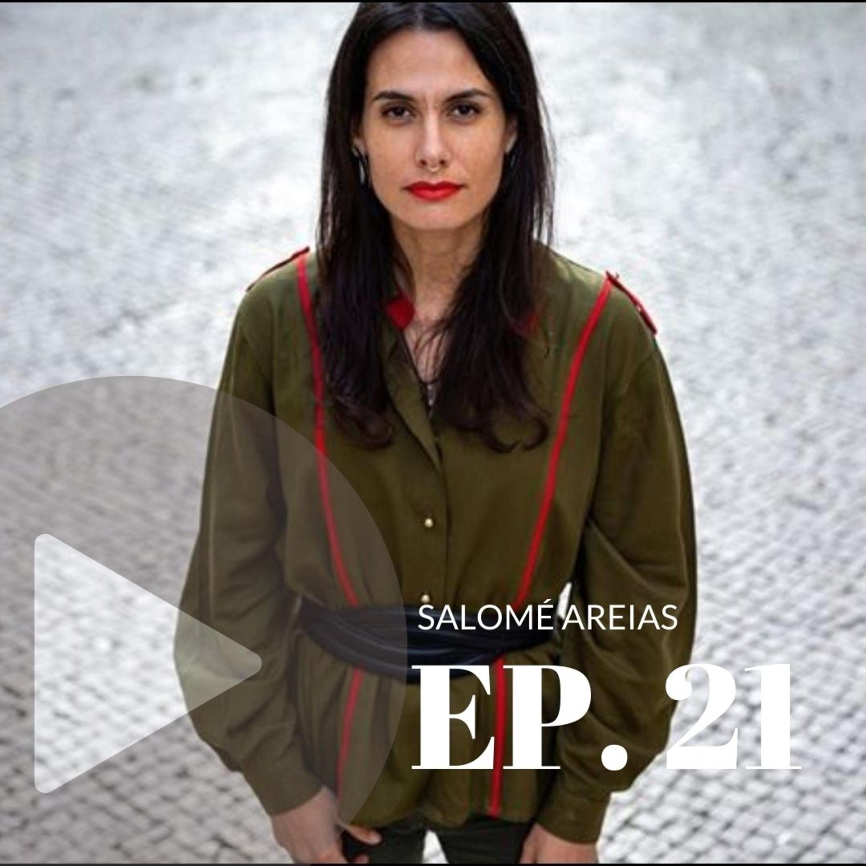 Salomé Areias (episódio 21)