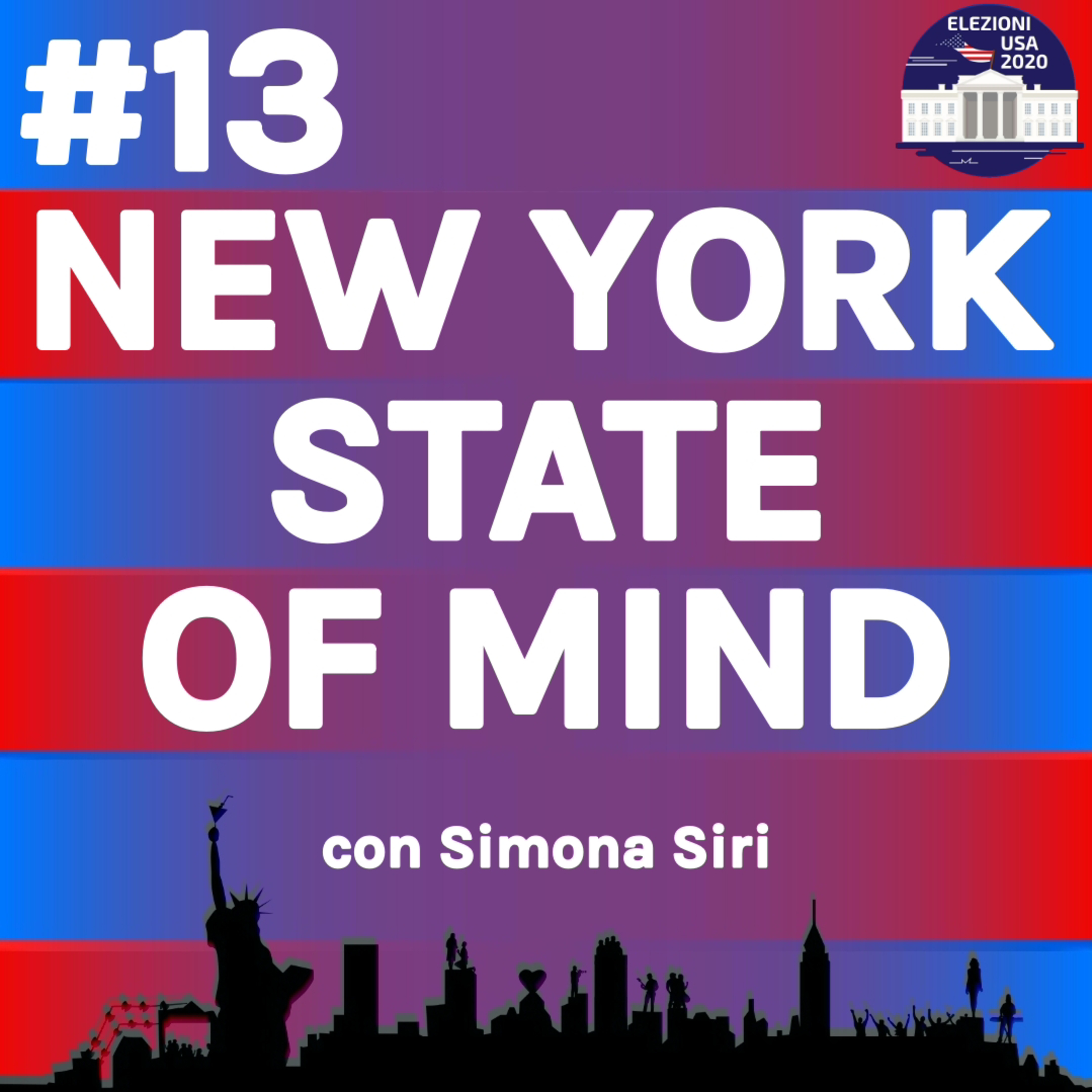 New York State of Mind con Simona Siri