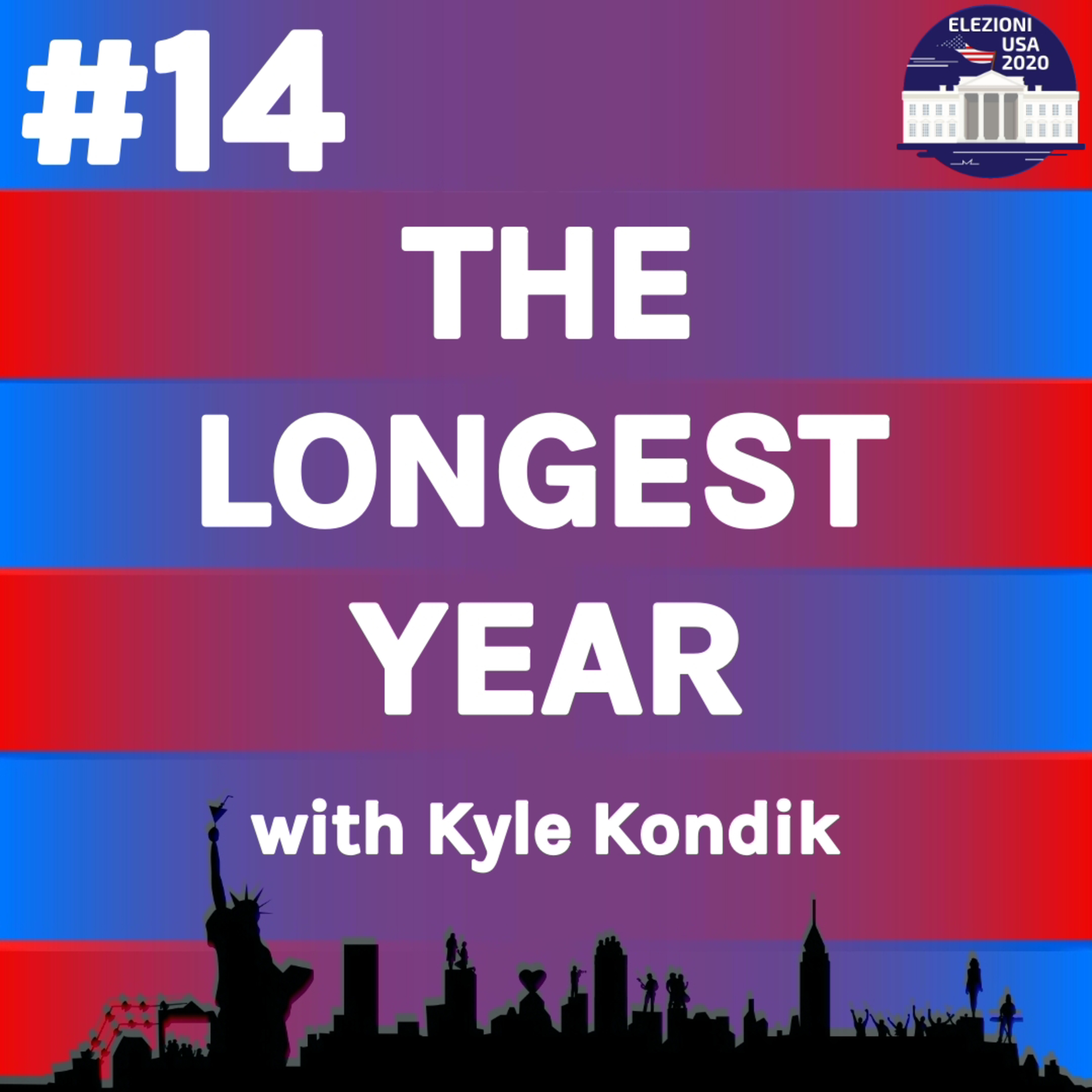 The Longest Year with Kyle Kondik