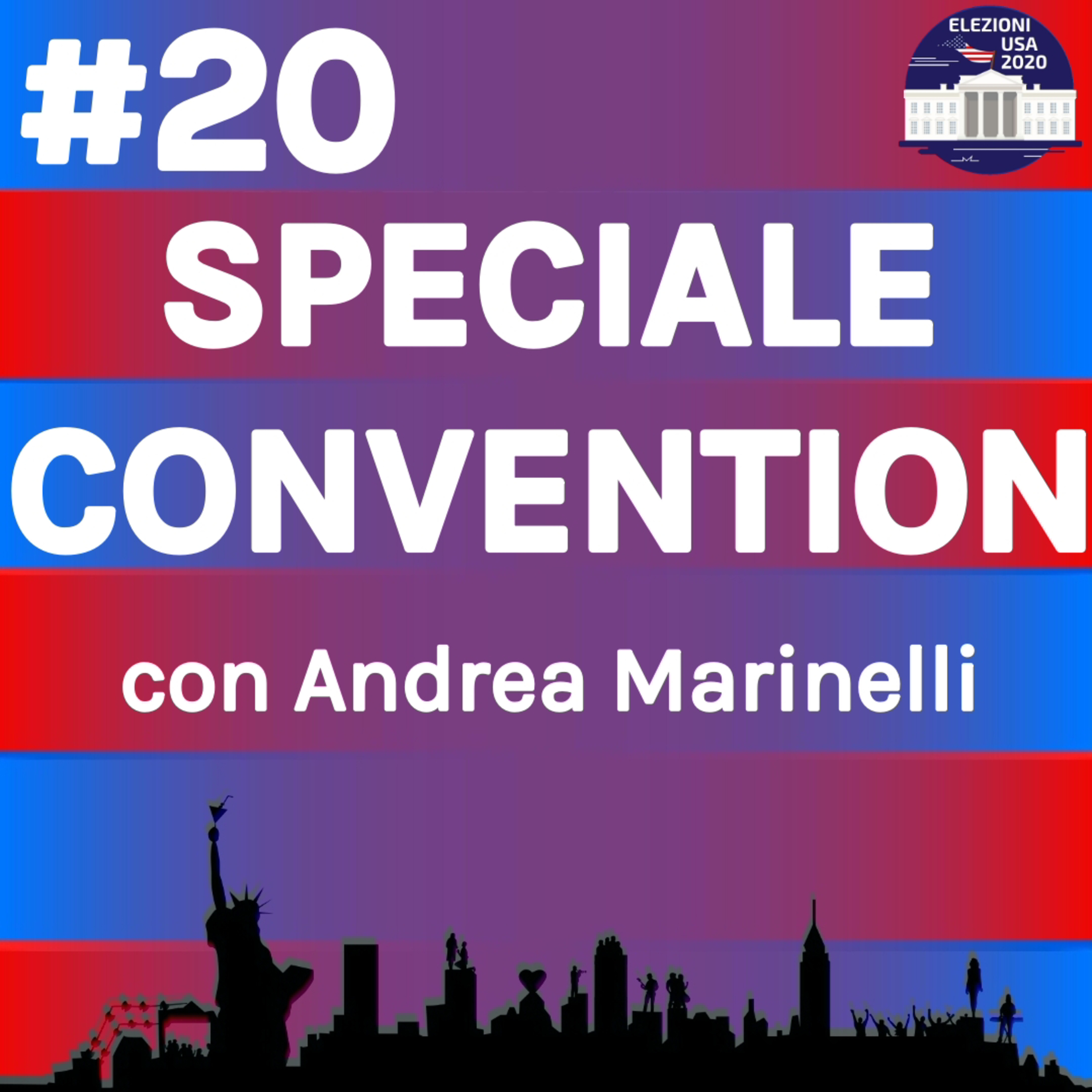 Speciale Convention con Andrea Marinelli