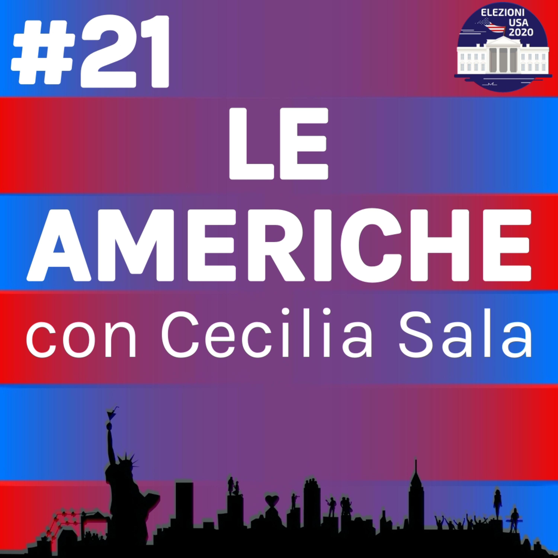 Le Americhe con Cecilia Sala
