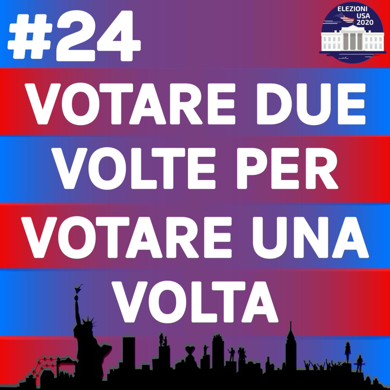 Votare due volte per votare una volta