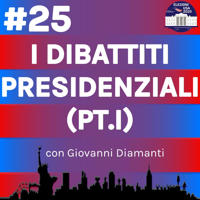 I dibattiti presidenziali (Pt.I) con Giovanni Diamanti