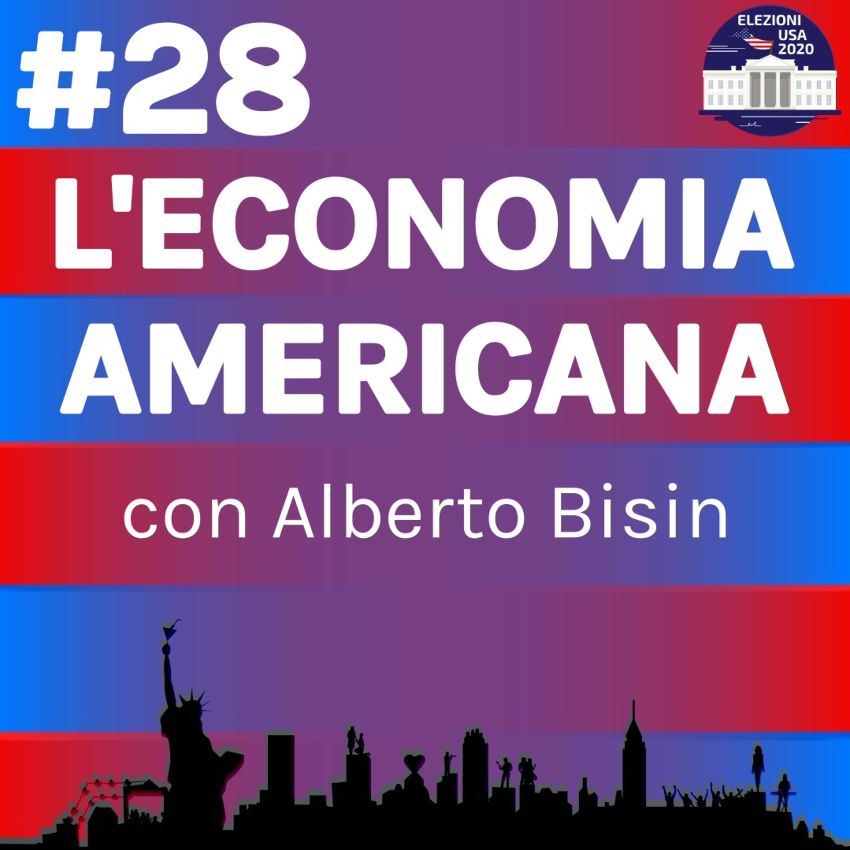 L'economia americana con Alberto Bisin
