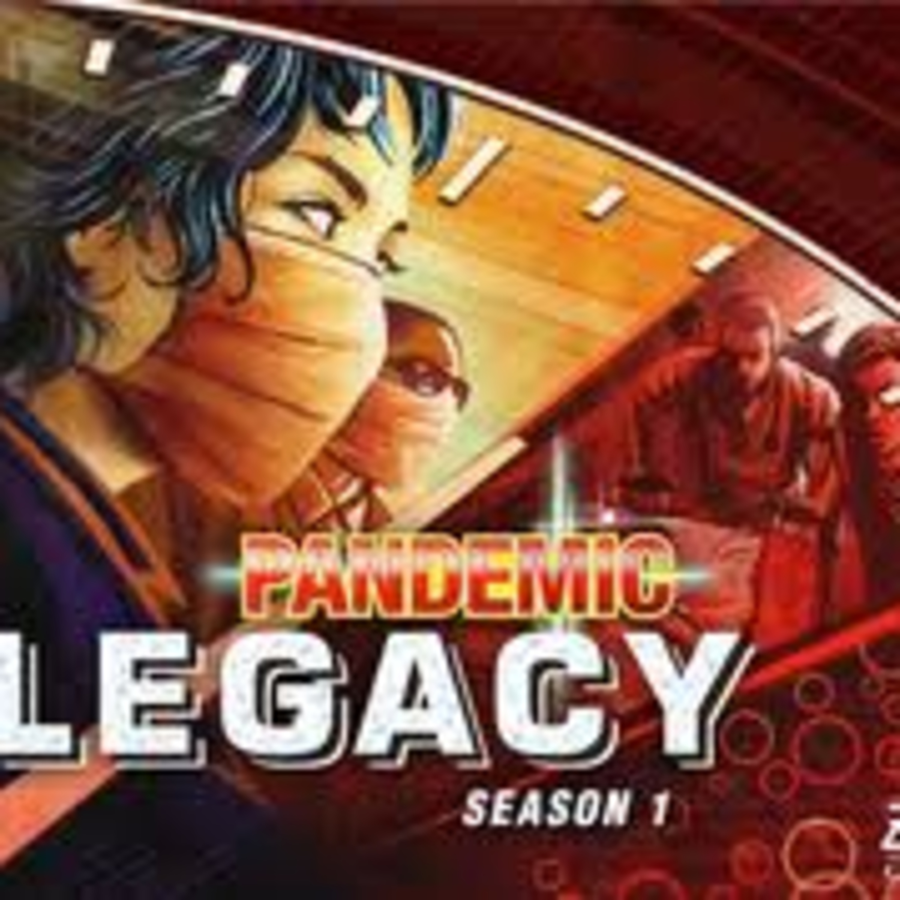 AD Season 6 Episode 2 - Pandemic Legacy, Gencon Preview and Trade Wars