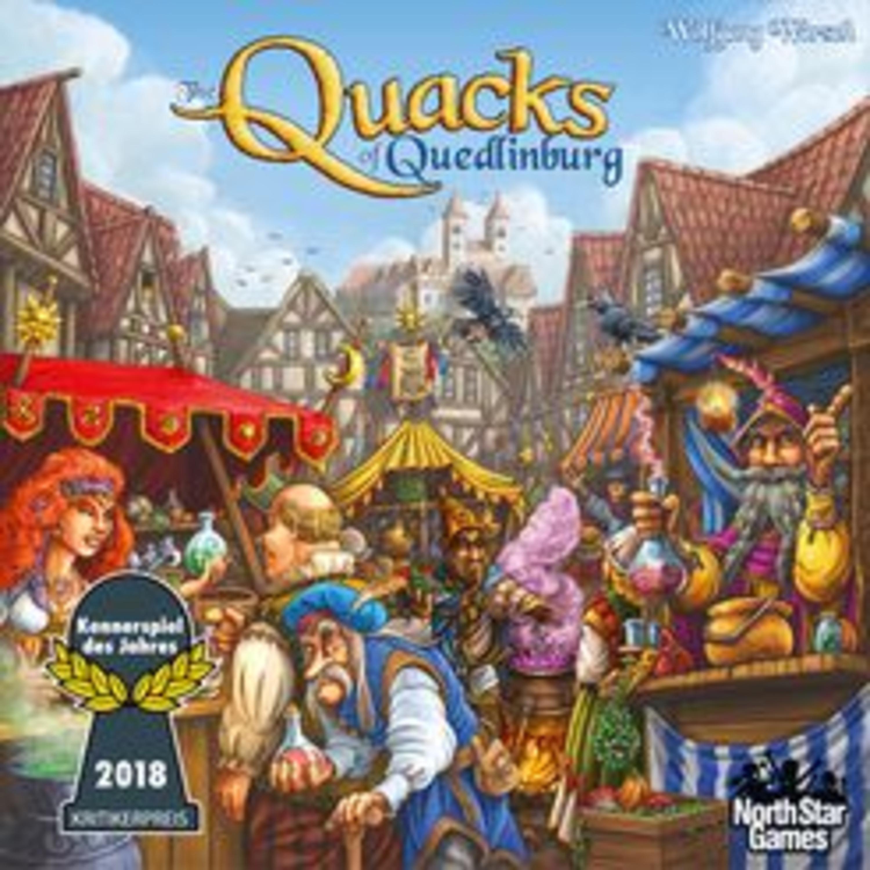 AD Season 6 Episode 5 - Quacks of Quedlinburg